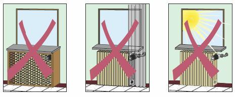 Accessoires chauffage le guide du chauffage individuel - Demonter un robinet thermostatique de radiateur ...