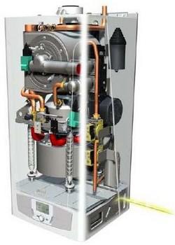 chaudiere gaz pour le chauffage et l eau chaude sanitaire. Black Bedroom Furniture Sets. Home Design Ideas