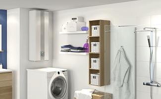 le chauffe eau lectrique gain de place. Black Bedroom Furniture Sets. Home Design Ideas