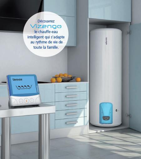 Le chauffe eau lectrique intelligent le guide du chauffage individuel - Chauffe eau qui chauffe trop ...