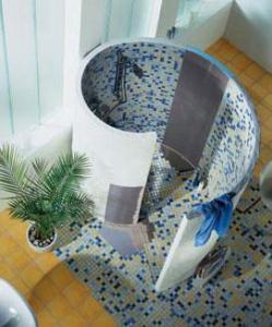 les douches le guide du chauffage individuel. Black Bedroom Furniture Sets. Home Design Ideas